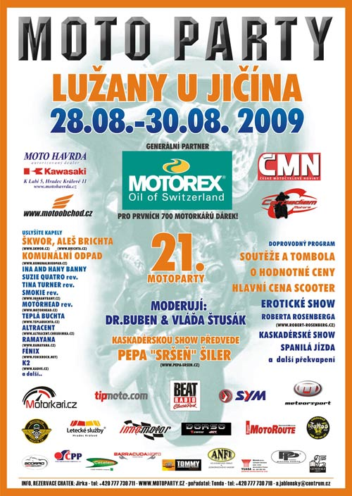 MOTOPARTY 2010