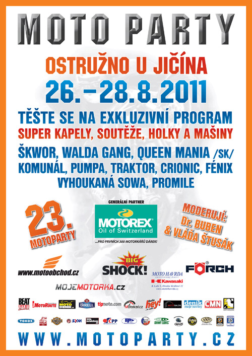MOTOPARTY 2011